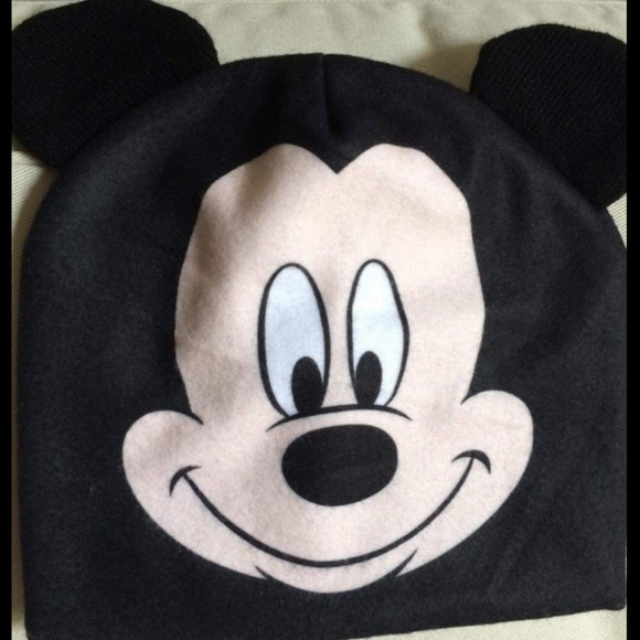 Mickey Mouse Infant Toddler Hat With Ears - NEW. M 5af572b19cc7ef5ea17db43c 427d8edef5a0